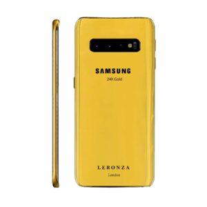 24K Gold Samsung S10 and S10 Plus