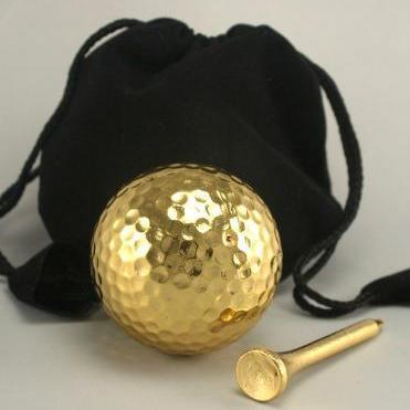 Luxury gold corporate gifts