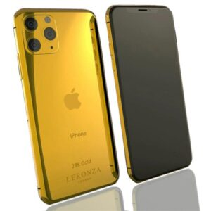 24k Gold iPhone 11 Pro and iPhone 11 Pro Max Elite