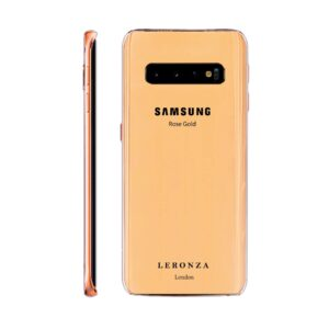 Rose Gold Samsung S10 and S10 Plus