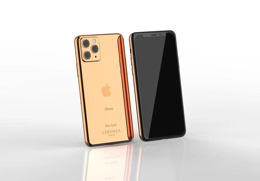 Rose Gold iPhone 11 Pro and iPhone 11 Pro Max Elite