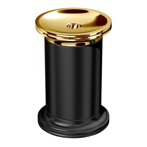 afilalapices acabado negro oro