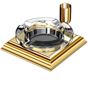 gold ashtray corporate gifts