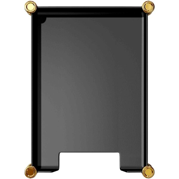 gold letter tray corporate gifts