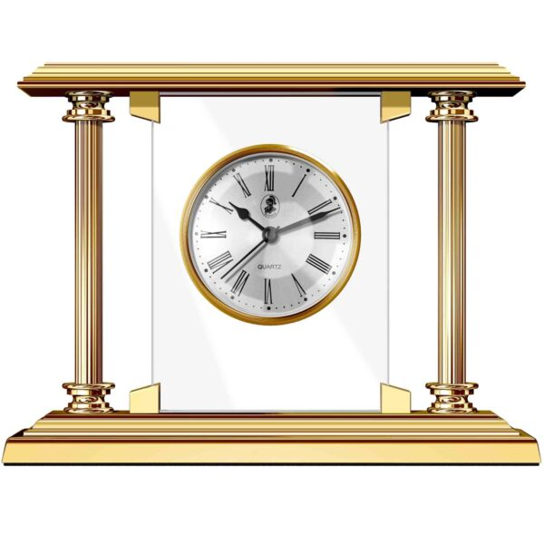 gold office desk watch corporate gifts