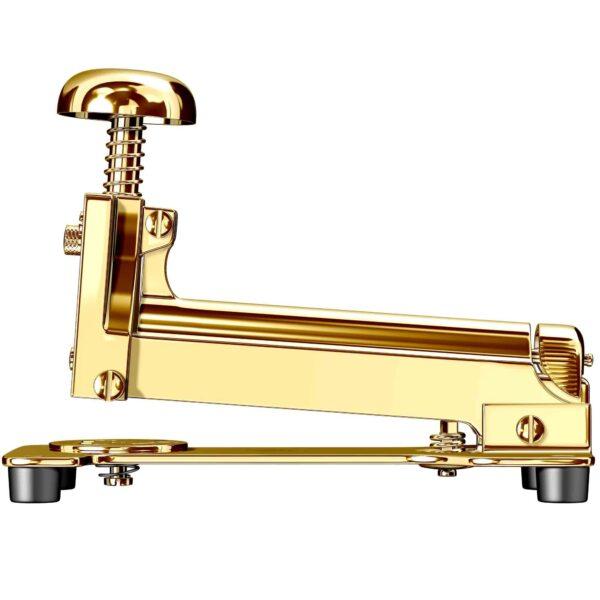 gold desk stapler corporate gifts