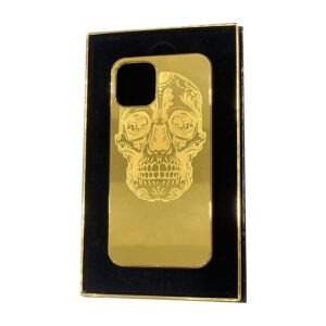 Luxury iPhone 11 Pro and Pro Max Casing Skull Limited