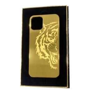 Luxury Gold iPhone 11 Pro and Pro Max Casing Tiger Limited