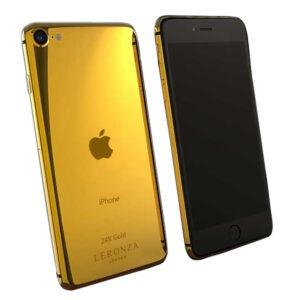24K Gold iPhone SE 2020