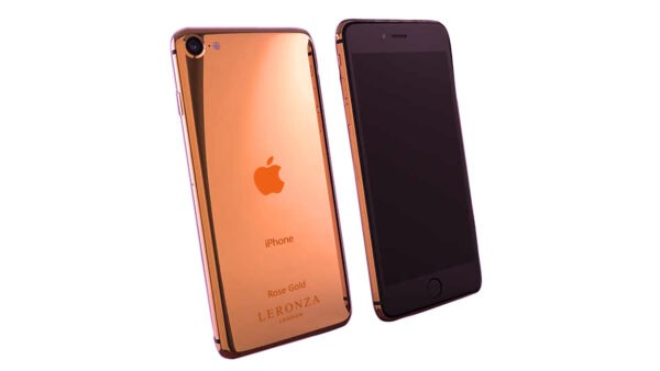 Rose Gold iPhone SE 2020