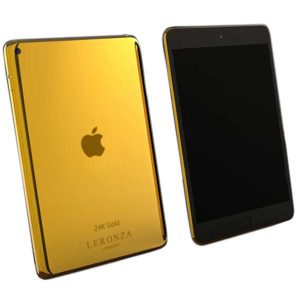 24K Gold iPad Mini