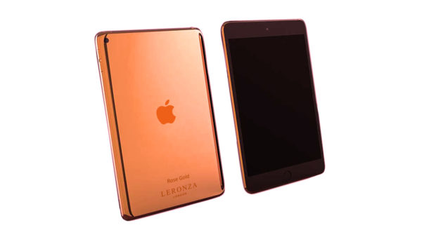 Rose Gold iPad Mini