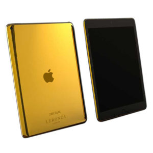 24K Gold iPad