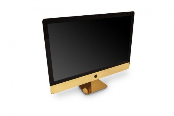 24K Gold iMac
