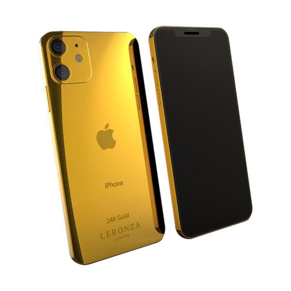 24k Gold iPhone 12