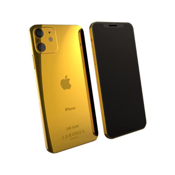 24k Gold iPhone 12 mini