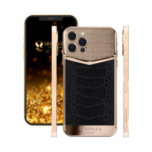 Best Customized iPhone 13 Pro and 13 Pro Max | Luxury iPhone | Latest iPhone | iPhone 13 Pro and pro max with ostrich leather design