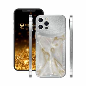 Customized Platinum iPhone 13 Pro and 13 Pro Max | Luxury iPhone | Latest iPhone