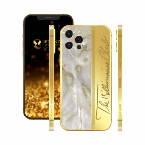 Customized 24k Gold iPhone 13 Pro and 13 Pro Max | Luxury iPhone | Latest iPhone